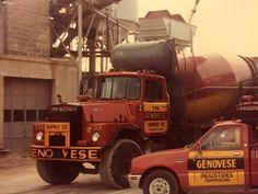 Equipment Trailers, Mixer Truck, Concrete Mixers, Heavy Duty Trucks, Mack Trucks, Vintage Iron, Busses, Vintage Trucks, Heavy Equipment