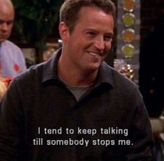 #Friends #ChandlerBing