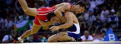 Wrestling. Lucha libre olímpica.