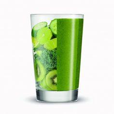 Zesty+Green+Smoothie