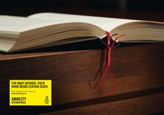 """""""Para muchos autores, su trabajo significa una muerte segura""""."""