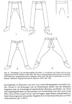 Thorsberg Trousers