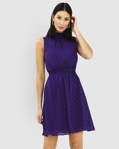 Clothing | Shop Womens Clothing | Forcast Online Purchase, New Look, Work Wear, High Neck Dress, Feminine, Clothes For Women, Skirts, Stuff To Buy, Outfits