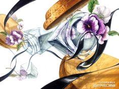 월간그린섬 2015.8월 둘째주 Disney Characters, Fictional Characters, Painting, Composition, Foundation, Design, Painting Art, Paintings