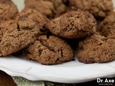 Almond Butter Chocolate Cookies Recipe- A healthy treat