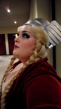 What it's ACTUALLY like to be an Opera Singer: An Interview with Heidi Melton (Merola alumna 2006) - click pic for article