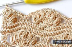 MyPicot | Free crochet patterns* ༺✿ƬⱤღ  http://www.pinterest.com/teretegui/✿༻