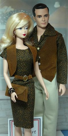 His & Her Casual Couture  www.donnasdolldesigns.com