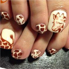 Las uñas de los pies también se pintan. Algunos modelos del 2015   Decoración de Uñas - Manicura y Nail Art