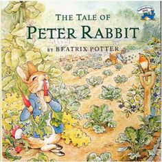 The Tale of Peter Rabbit', 1902 -- Beatrix Potter. Pop-up book ...