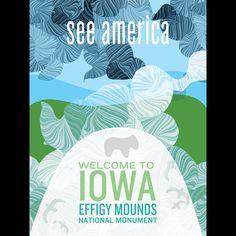 Effigy Mounds National Monument by Vikram Nongmaithem  #SeeAmerica