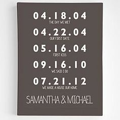 I want this on our wall in our home some day....Happy 11 months baby!