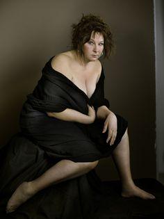 Yolande Moreau by Patric