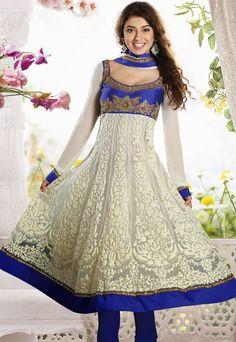 #Anarkali #Churidar Fashion #Dresses