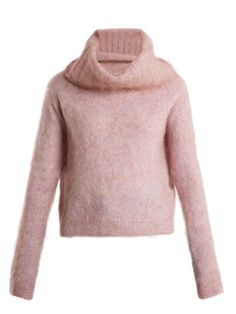 Shop our edit of women's designer Knitwear from luxury designer brands at MATCHESFASHION Roll Neck Sweater, Tailored Trousers, Pink Sweater, Workout Tops, Pink Tops, Acne Studios, Latest Fashion Trends, Knitwear, Sweaters