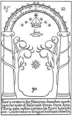 Moria Gate