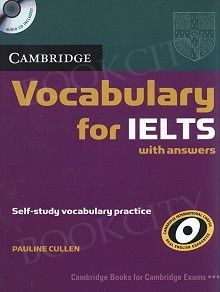 Cambridge Vocabulary for IELTS Book with Answers and Audio CD, a book by Pauline Cullen English Grammar Book, English Exam, English Book, Learn English Words, Teaching English, English Language, Cambridge Pet, Cambridge Exams, Cambridge English