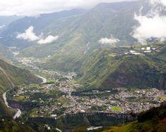 Banos, Ecuador (oh how I miss this place!)