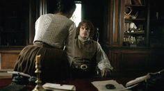 Laird of Lallybroch - Jamie Fraser