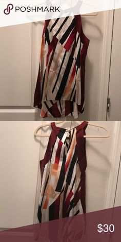 40300eead1ab8 BNWT silk tank Gorgeous tank. New with tags. Originally  98