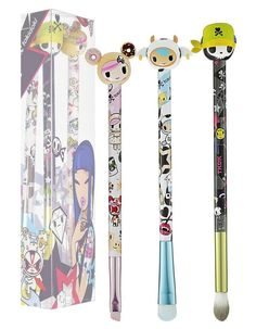 Tokidoki Pittura Brush Set at Sephora