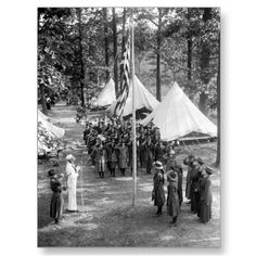 girl scout camp.