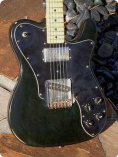 Fender / Telecaster Custom Built / 1978 / Black