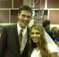 Michael Bates is officially Mrs. Brandon Keilen
