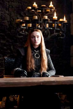 "7.03 ""The Queen's Justice"" – Sansa Stark at Winterfell"