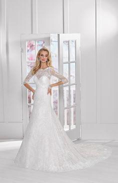 a007f823f623 Luxury Wedding Dresses & Bridal Gowns | Wedding Dress Designers. Ronald  Joyce ...