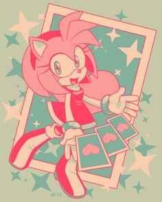 One Hour Sonic- Amy by CatbeeCache.deviantart.com on @deviantART
