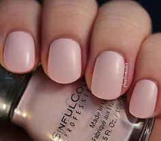Sinful Colors Kitty Pink from the Kylie Jenner Trend Matters collection.