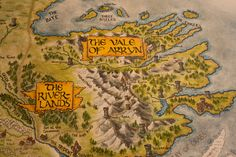 Asoiaf speculative world map westeros by lucas reiner asoif the vale by klaradox gumiabroncs Choice Image