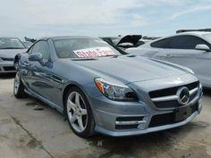 #forsale 2013 #MERCEDES #BENZ #SLK350 www.bidgodrive.com #convertible #germancars #droptop #speed #luxury #summer