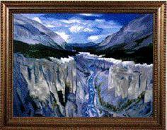 Mountain Gorge Joni Mitchell Paintings, Artwork, Mountain, Artists, Work Of Art, Auguste Rodin Artwork, Artworks, Illustrators, Artist