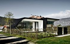 Mirror Houses by Peter Pichler Architecture 18