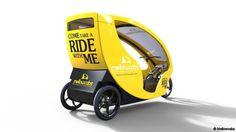 BBC - Autos - Mellowcabs jolts rickshaws into the 21st Century
