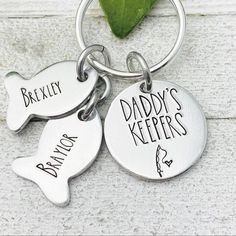 LDS Jewelry by Eight9Designs Customizable Missionary Mom Keychain