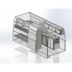 Concept Sprinter Van 12 - Sprinter Van Floorplans - Sprinter Van