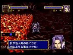 ドラゴンフォース(PS2) ミカヅキ編 - YouTube