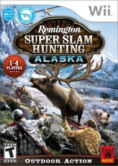 Amazon.com: Remington Super Slam Hunting Alaska Wii: Nintendo Wii: Video Games