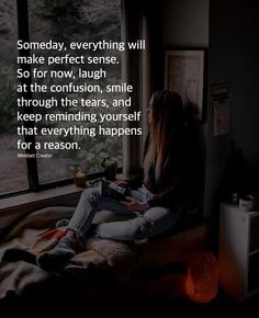 Positive Quotes :    QUOTATION – Image :    Quotes Of the day  – Description  Someday everything will make perfect sense..  Sharing is Power  – Don't forget to share this quote !    https://hallofquotes.com/2018/03/14/positive-quotes-someday-everything-will-make-perfect-sense/