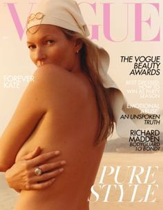 Kate Moss Style Evolution: explore her style over the years, with her most memorable looks. Chart Kate Moss' style over twenty years on Vogue. Ella Moss, Kate Win, Veuve Cliquot, Kate Moss Style, Vogue Beauty, Richard Madden, Fashion Cover, Fashion Mag, 90s Fashion