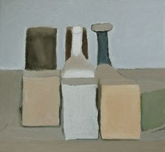 Morandi in Museum Belvedere Still Life Drawing, Image Notes, Italian Artist, Painting Inspiration, Painting & Drawing, Cool Art, Watercolor Art, Illustration Art, Objects