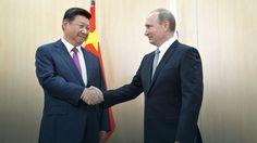 Rosja rzuci wyzwanie Chinom