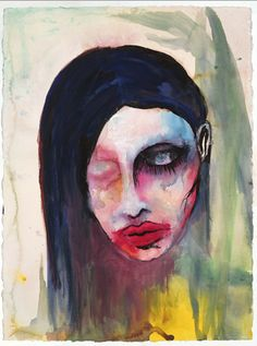 Brian Warner (Marilyn Manson) - Es un artista muy reconocido pero no .