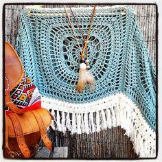Feito à mão em Crochet  100% Algodão