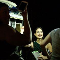 #AfterburnAftershockMovie with Lei!