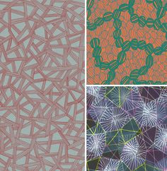 Textile Designer: Sarah Bagshaw