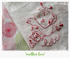 STITCHERY CLUB - one of the 6 stitcheries inside the February set. Join by February 16th and receive a bonus pattern! Club sets are emailed to all subscribers as one pdf file. Join today!